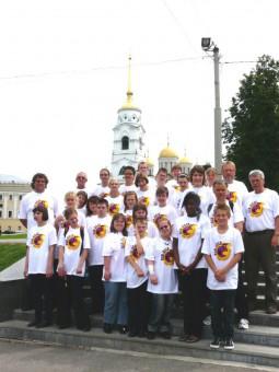 Wladimir 2010 Himmelfkirche