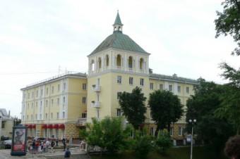 Wladimir 2010 Hotel