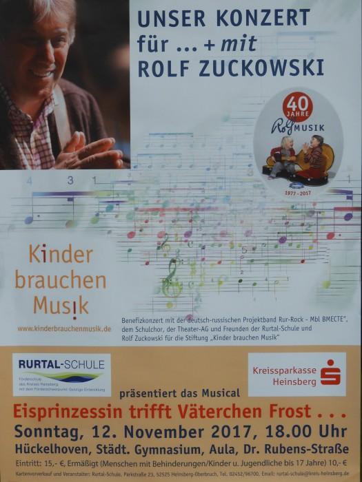 Plakat Zuckowski 2017