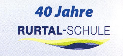 Logo 40 Jahre RTS