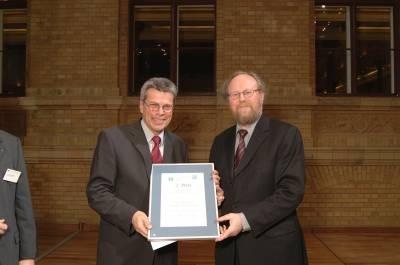 Foerderpreis 2003 Deutsch-Russisches Forum 2003 1