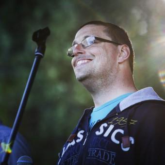 Pskow 2016 Jazzabend Daniel Stolz