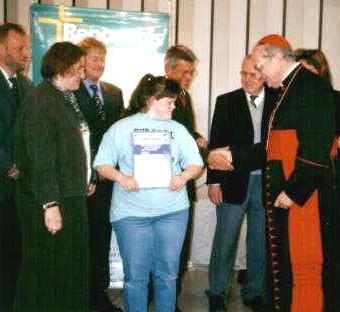 Kardinal Meisner gratuliert