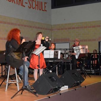 Duo EigenArts mit Carolin Schlesinger