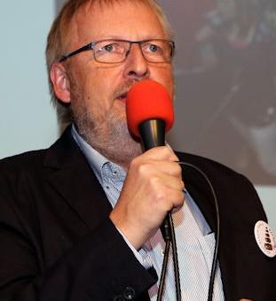 Schulleiter Volkmar Gilleßen