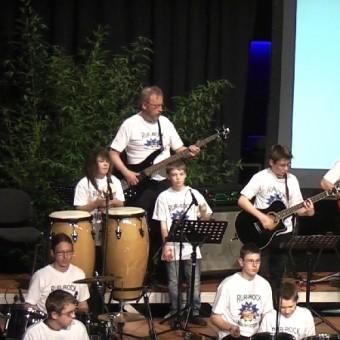 Die Schlagzeuggruppe