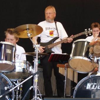 Jack Davey, Volkmar Gilleßen und Jens Hofmann