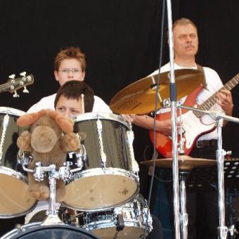 Jens Hofmann, Sebastian Deutz und Klaus Hurtz