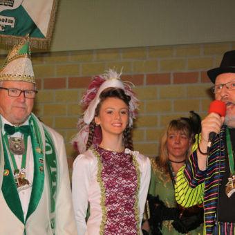 Verwandte auf der Bühne