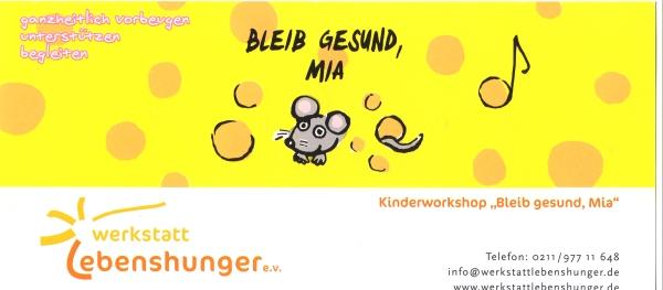 Logo Bleib Gesund Mia 2014
