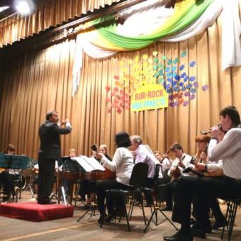 Mandolinenorchester des College für Kunst und Kultur