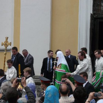 Patriarch Kyrill