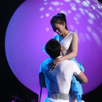 Tänzer aus China