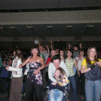 Fans aus Pskow