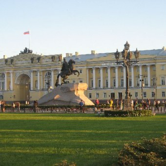 Denkmal für Peter den Großen