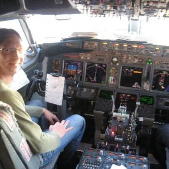 Pilot Michael Houben