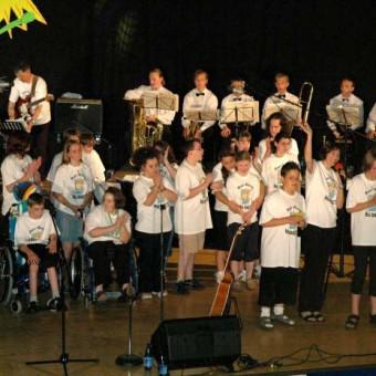 Die Sängergruppe