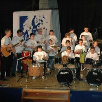 Die Schlagzeuger