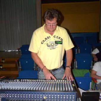 Techniker Andreas Grothof