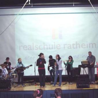 Band der Realschule Ratheim