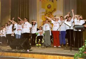 Gesangsgruppe