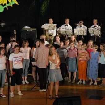 Chor der Hauptschule