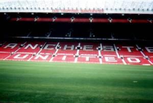 Old Trafford-Stadion