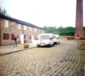 Die Unterkunft in Bury