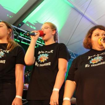 Die Sängerinnen