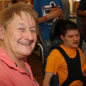 Willi Gehrmann und Christopher