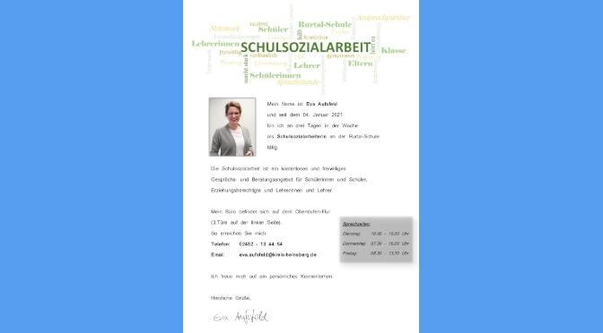 Steckbrief, E.Aufsfeld vorschau